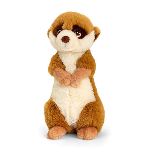 Keel eco soft toy meerkat 22 cm