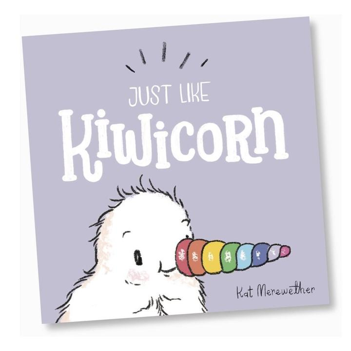 Kiwicorn Mini Board Book