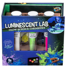 Load image into Gallery viewer, Luminescent lab glow science chemistry set