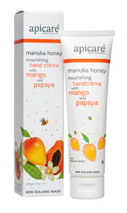 Apicare mango papaya hand cream