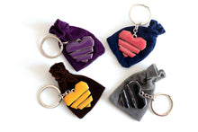 Load image into Gallery viewer, Museum of Broken Relationships – Change of Heart Keyring