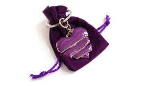 Museum of Broken Relationships – Change of Heart Keyring
