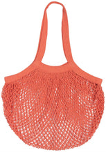 Load image into Gallery viewer, Now designs le marche shopping bag coral