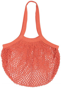 Now designs le marche shopping bag coral