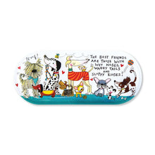 Load image into Gallery viewer, Rachel Ellen best friends glasses case