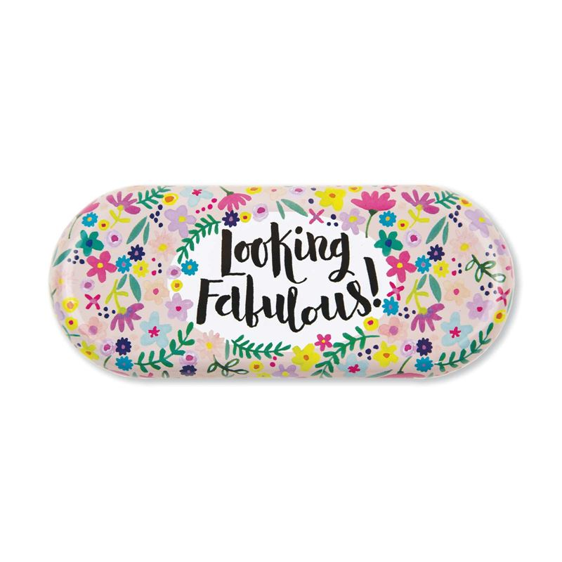 Rachel Ellen looking fabulous glasses case