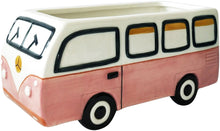 Load image into Gallery viewer, Pink retro kombi planter