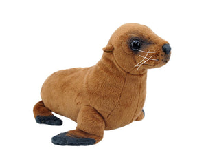 NZ sea lion whakahao plush toy