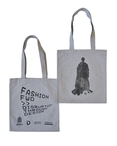 Fashion FWD Augmented Reality Tote Grey
