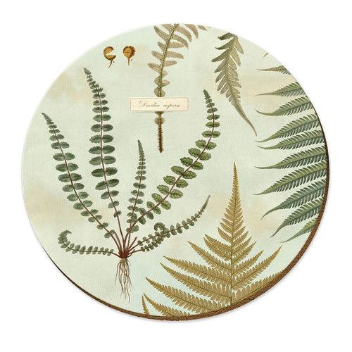 Wolfkamp & Stone NZ ferns placemat