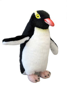 Yellow eyed penguin / hoiho soft toy