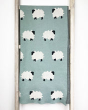 Load image into Gallery viewer, Sheep Baby Blanket