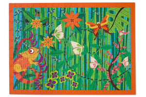 Crazy Jungle Puzzle 200 piece