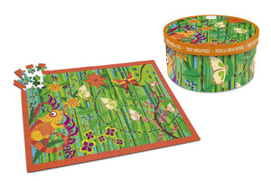 Crazy jungle 200 piece puzzle and box