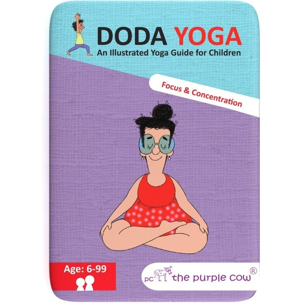 Doda yoga focus and concentration