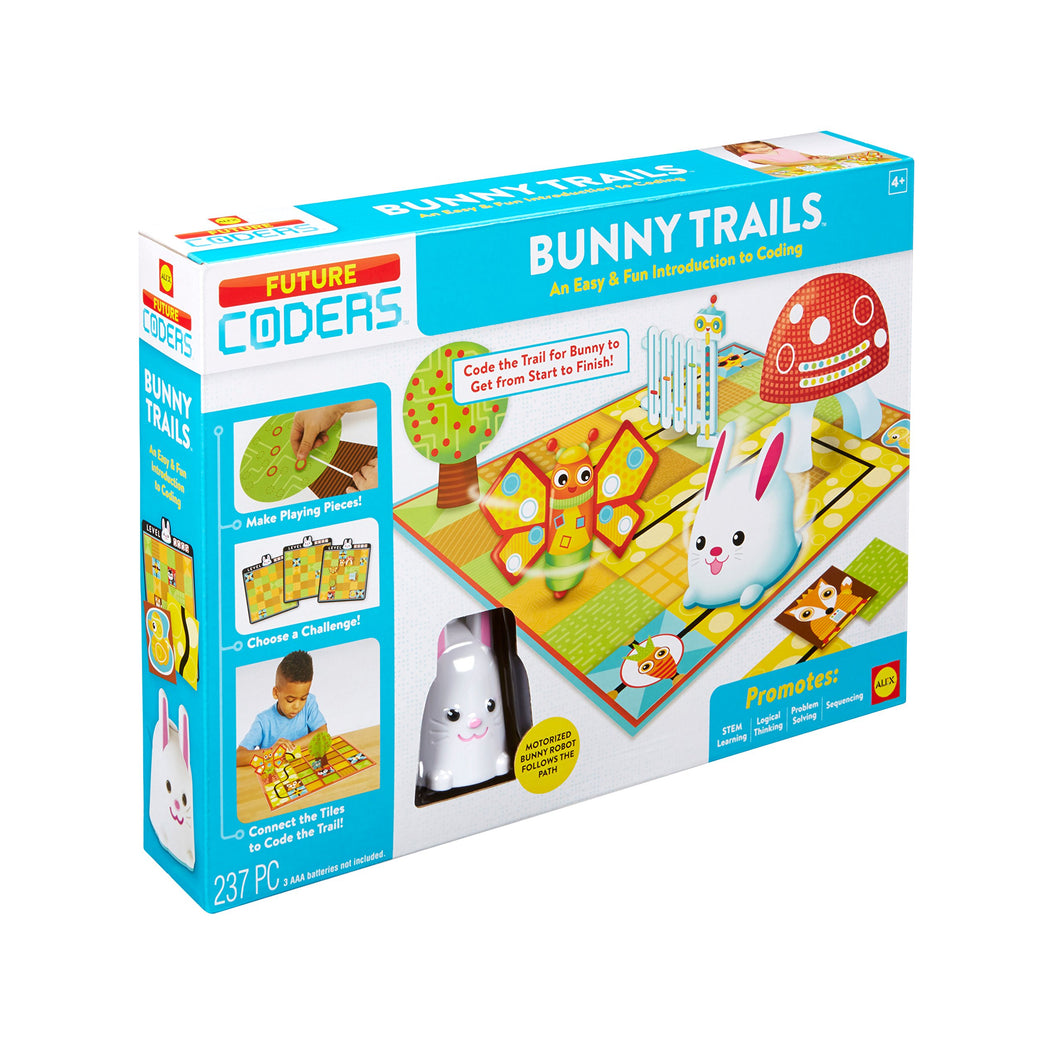 Future coders bunny trails game