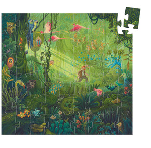 In the Jungle – 54 Piece Puzzle