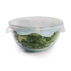 Reusable Microwavable Food Covers