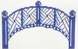 Footbridge Ornament
