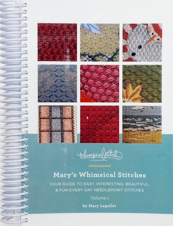 Mary's Whimsical Stitches