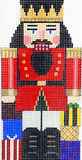 Two Sided Nutcracker With Gifts