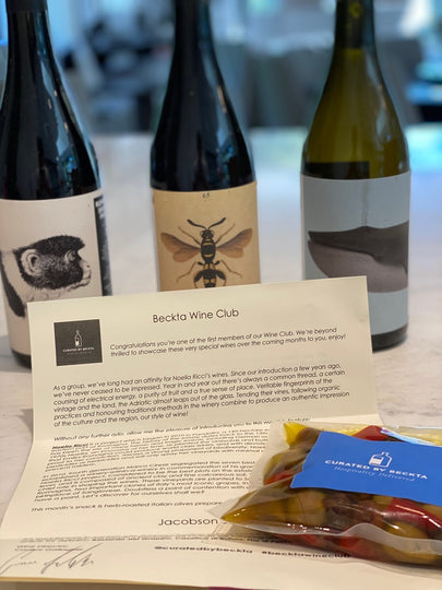 BECKTA WINE CLUB SUBSCRIPTION