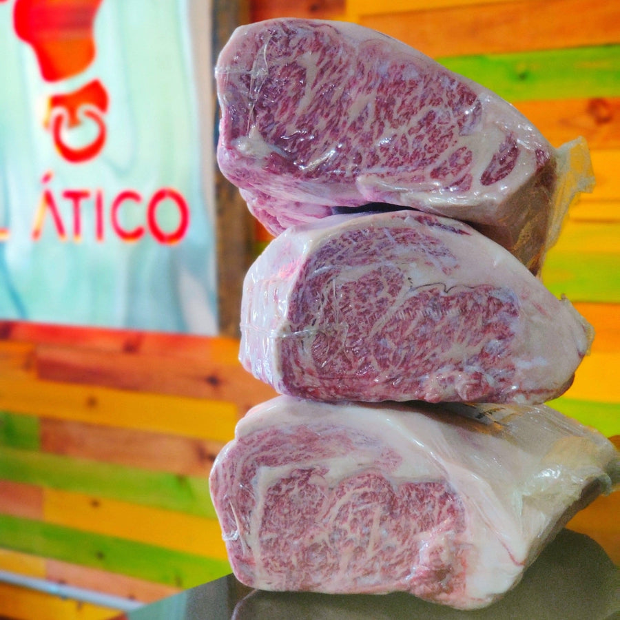Load image into Gallery viewer, A5 Japanese Wagyu Ribeye - El Atico Mercado de Carnes