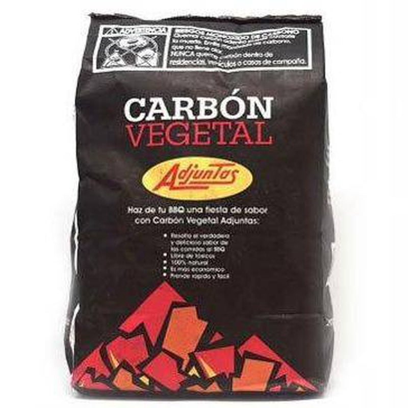 Adjuntas Natural Charcoal - El Atico Mercado de Carnes