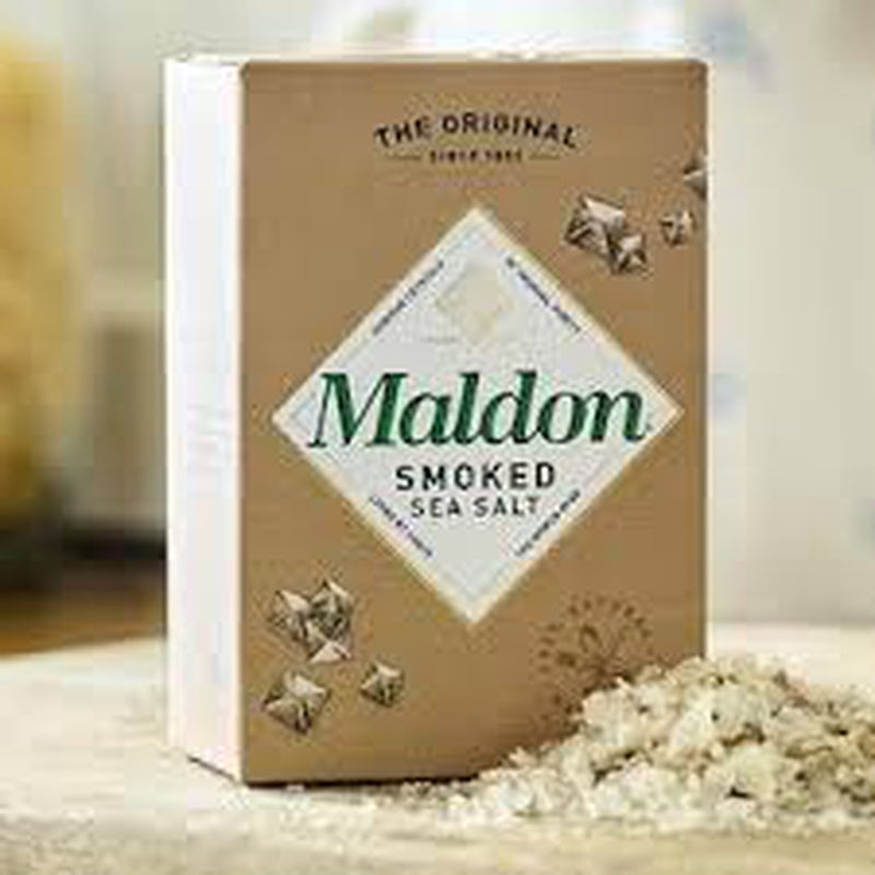 Load image into Gallery viewer, Smoked Maldon Sea Salt - El Atico Mercado de Carnes