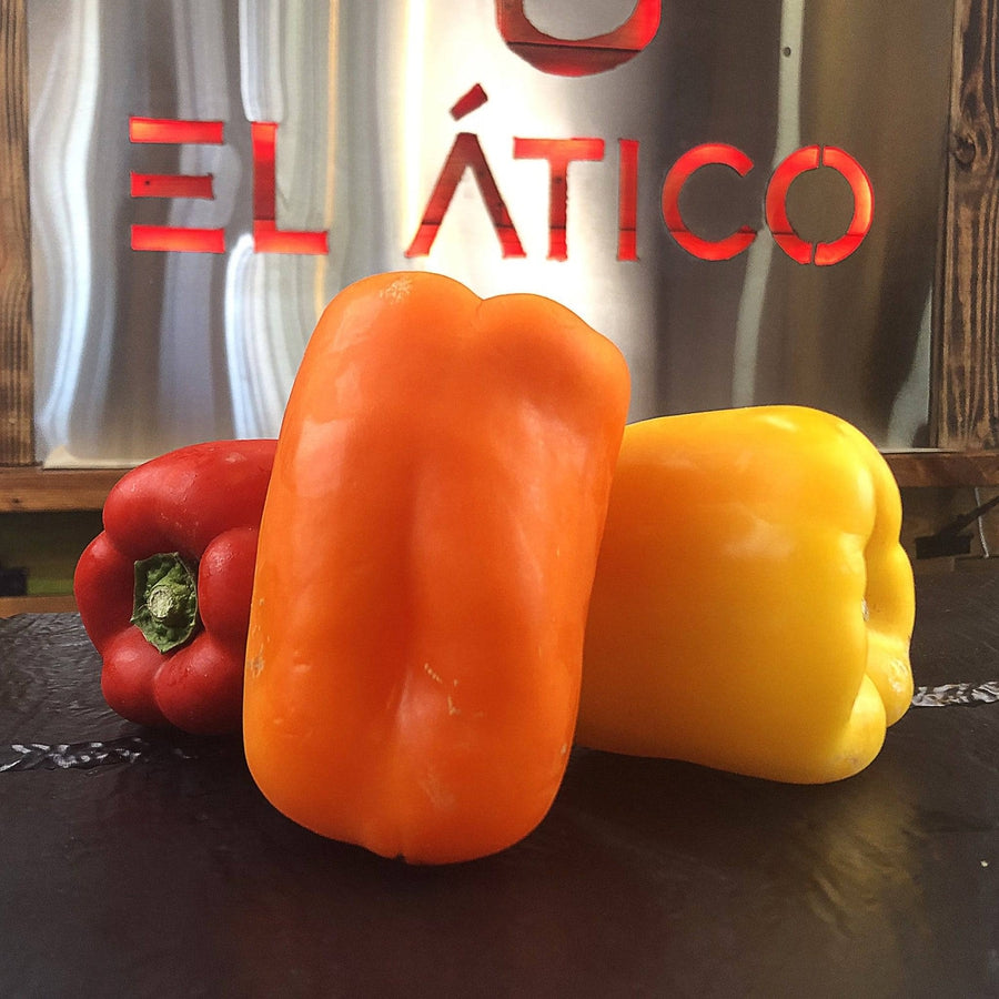 Tri Color Peppers - El Atico Mercado de Carnes