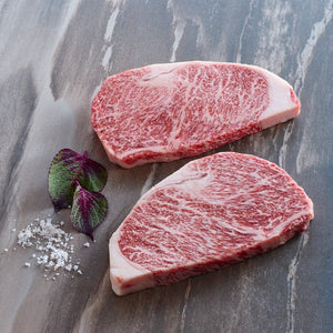 Load image into Gallery viewer, A5 Snow Aged Wagyu Striploin