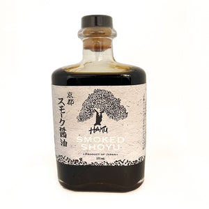 Load image into Gallery viewer, HAKU SAKURA SMOKED SHOYU 12oz