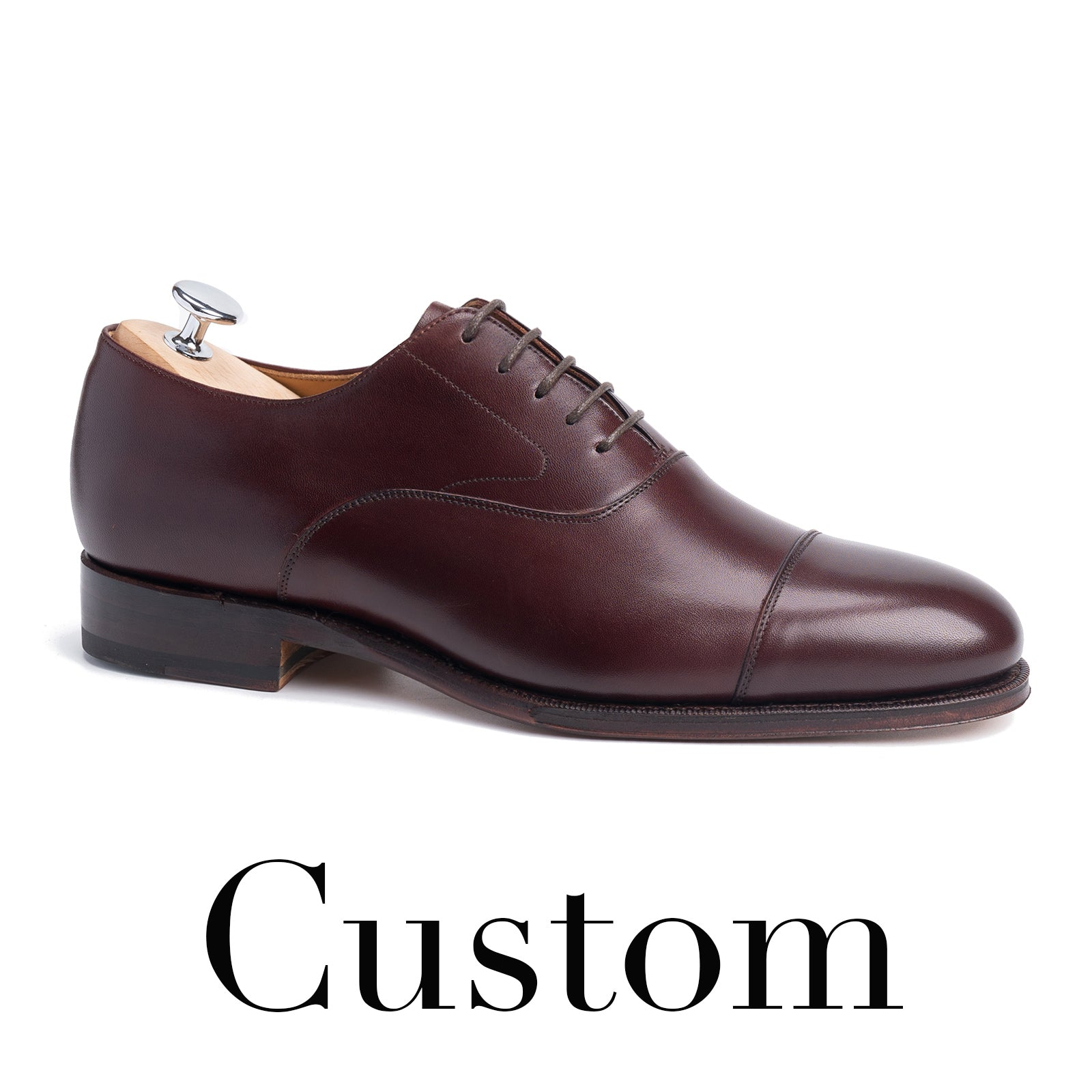 101198 - BROWN SHELL CORDOVAN - E