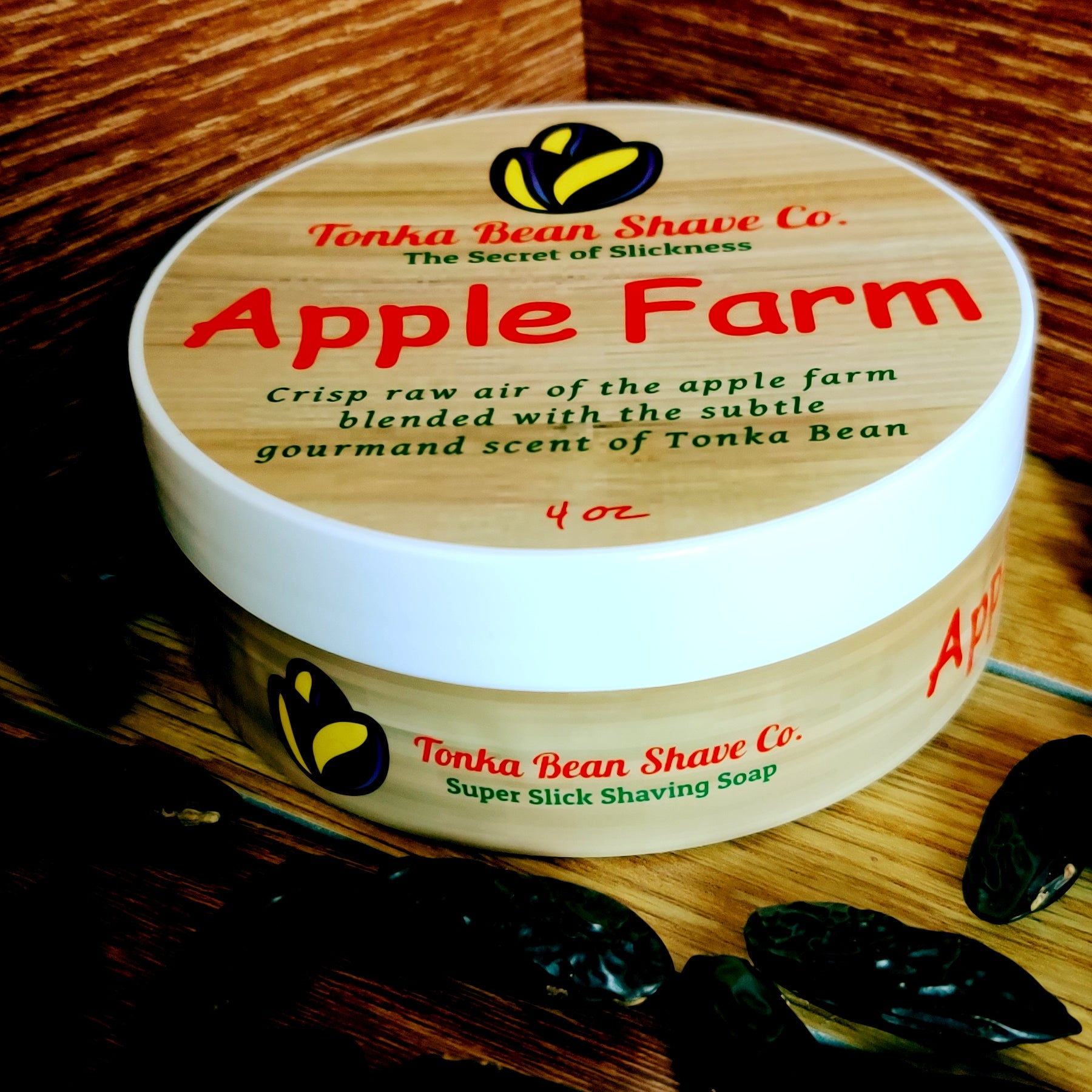 Apple Farm Shaving Soap