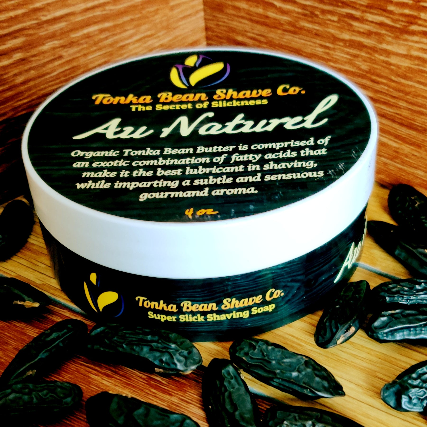 Au Naturel Shaving Soap