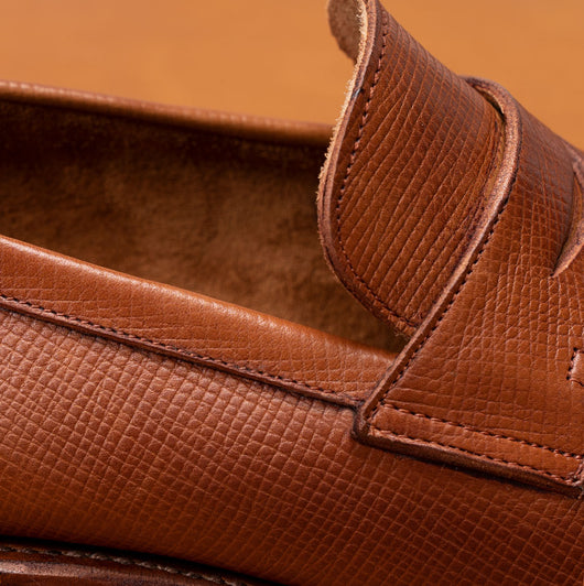 Unlined Loafers