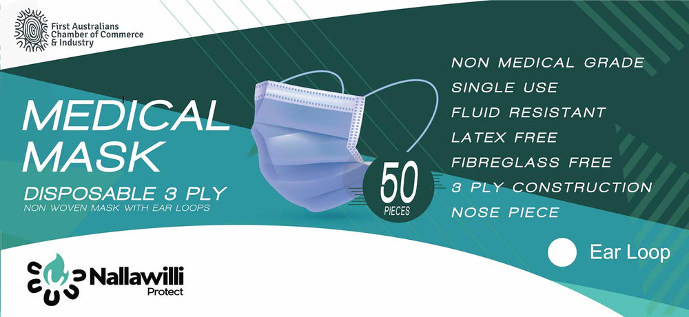 Medical Masks - AS Level 1 & ASTM Level 1