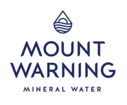 Mount Warning Lightly Sparkling Mineral Water - 750ml