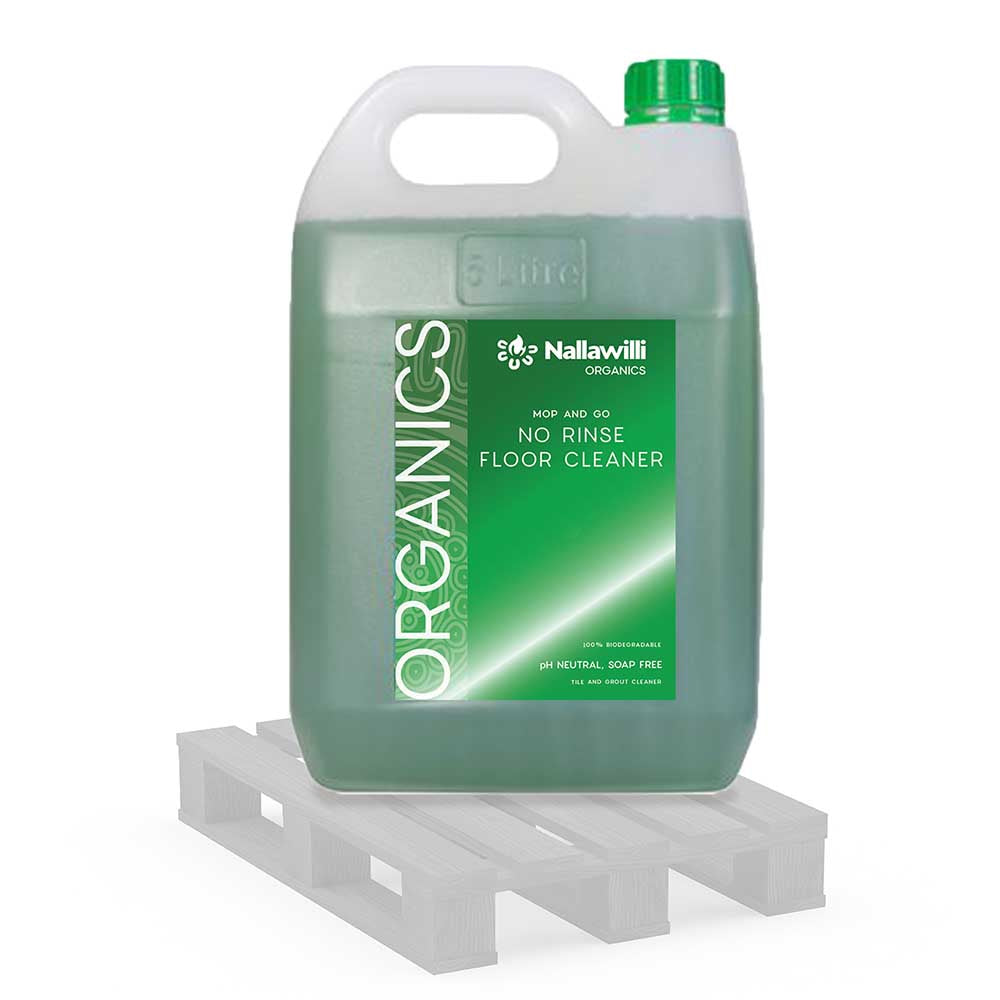 Nallawilli Organics Floor Cleaner Concentrate - 5L