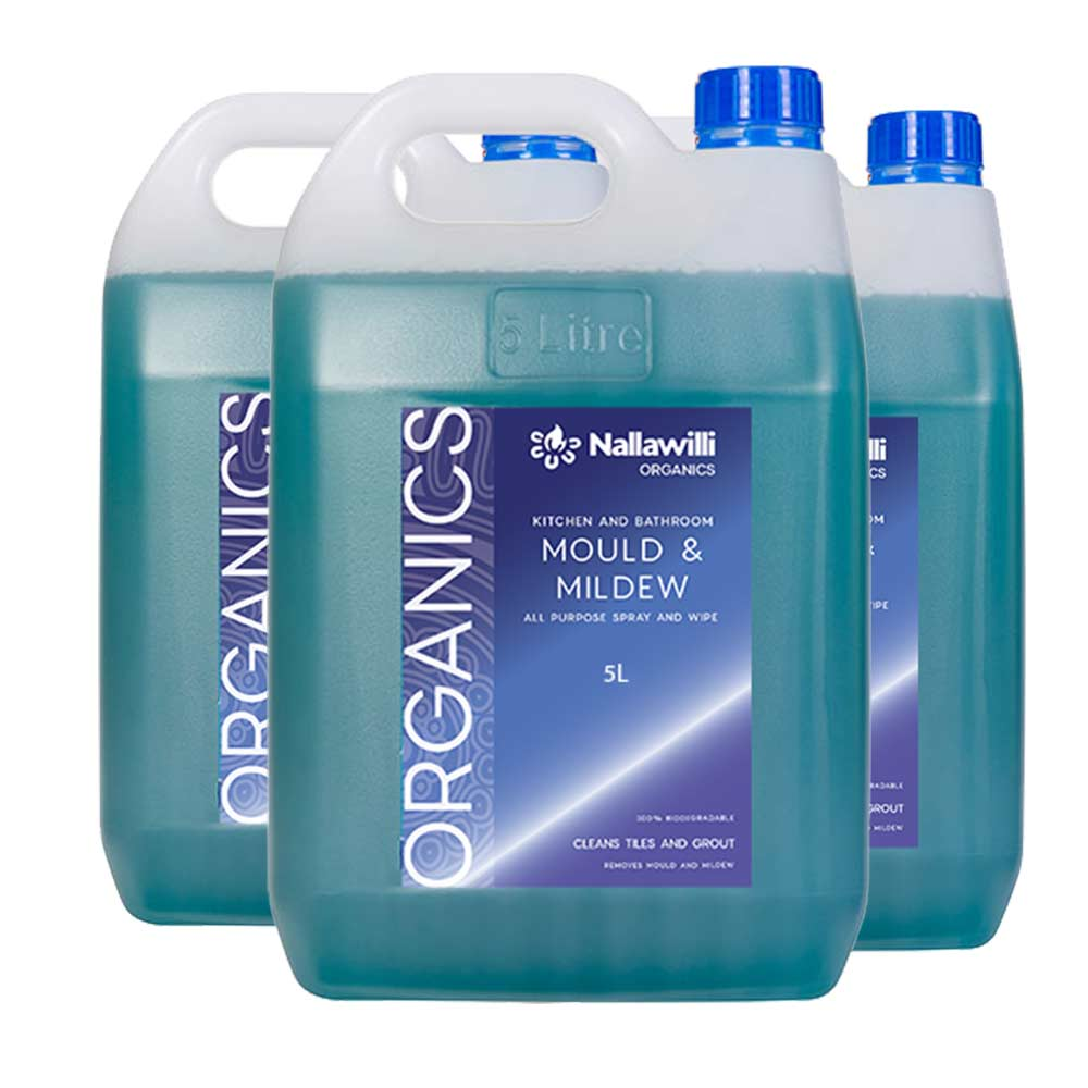 Nallawilli Organics Mould & Mildew Cleaner - 5L