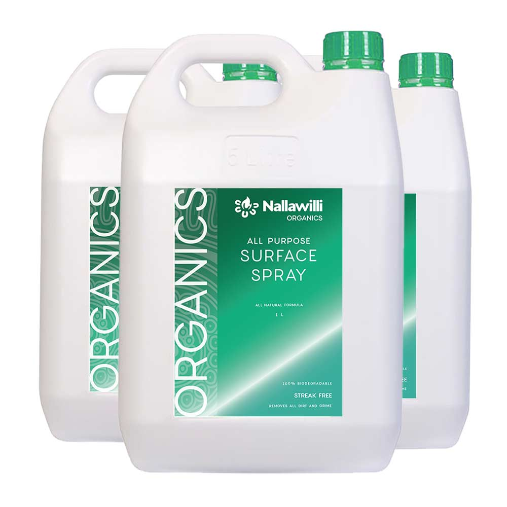 Load image into Gallery viewer, Nallawilli Organics All Purpose Surface Spray - 5L