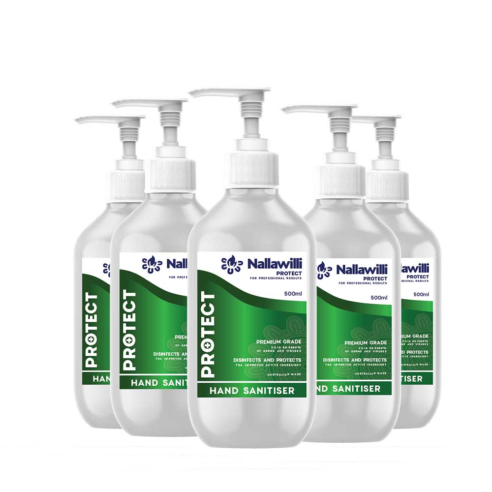 Load image into Gallery viewer, Nallawilli Protect Hand Sanitiser - 500ml
