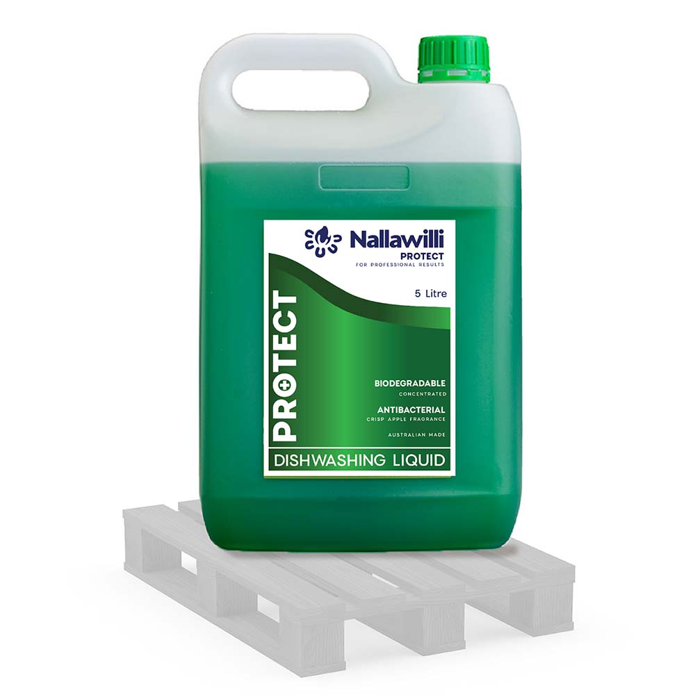 Load image into Gallery viewer, Nallawilli Protect Dishwashing Liquid Anti-Bacterial - 5LT