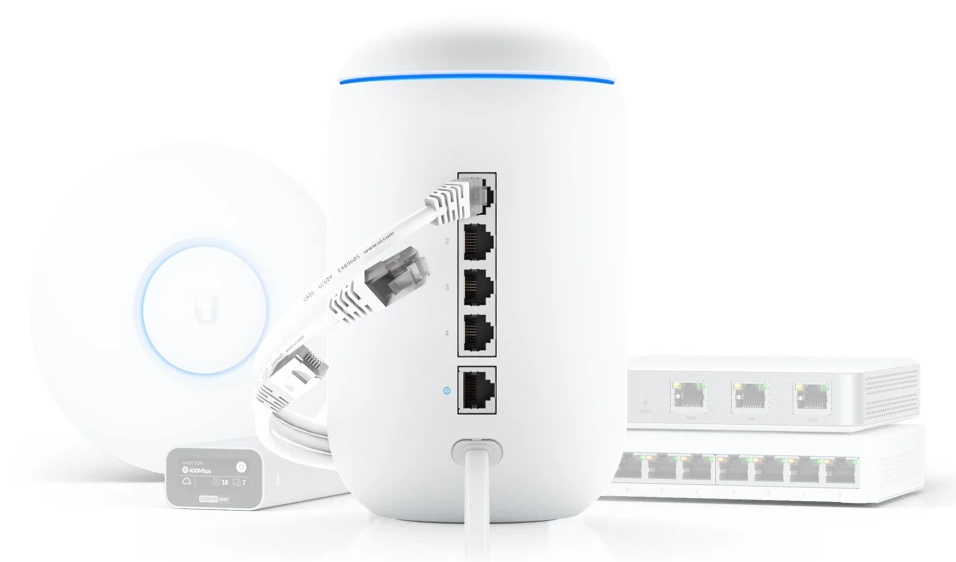Load image into Gallery viewer, Ubiquiti UniFi Dream Machine