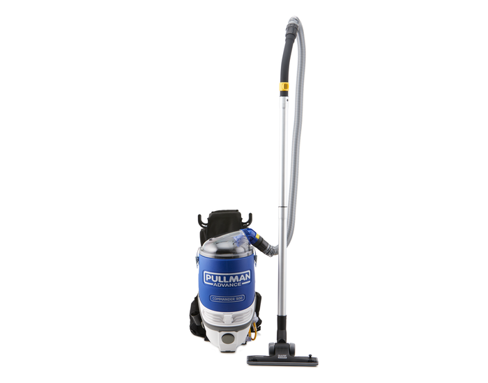 Load image into Gallery viewer, Pullman Commander PV900 Backpack Vacuum