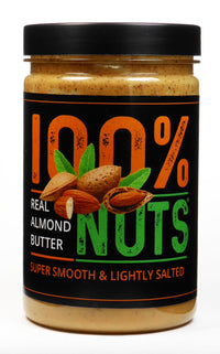 Peanut Butter - Real Almond Butter