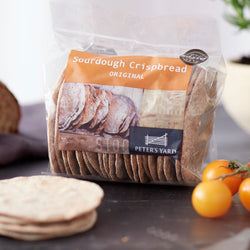 Peters Yard Sourdough Large Crispbreads 200g