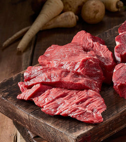 Sliced Braising Steak