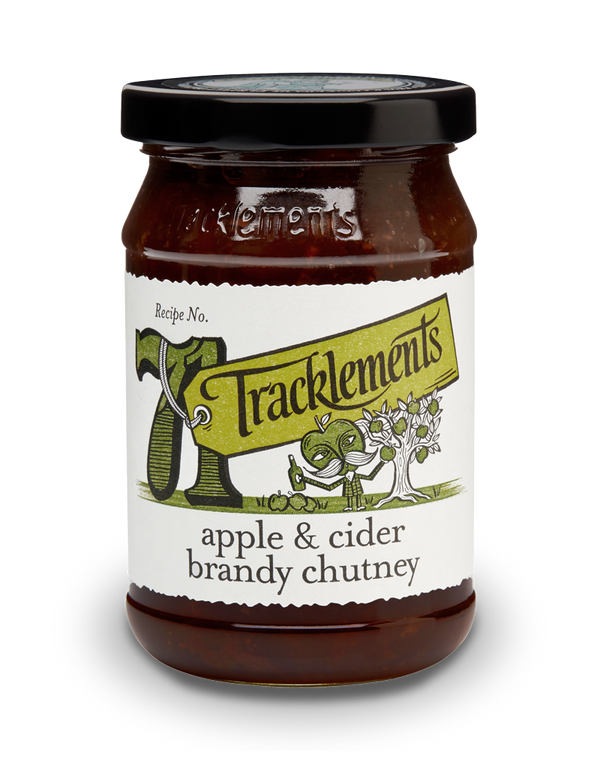 Tracklements Apple & Cider Brandy Chutney