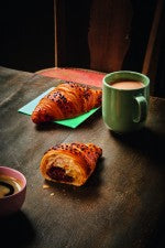 Chocolate & Hazelnut Croissants - Frozen x 6